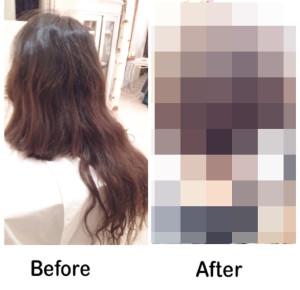 丸顔女子にも似合うアシメショートヘアを理論的に解説。