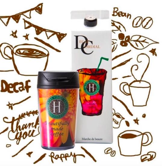 美しくなるコーヒー【デカフェコーディアル】販売開始しました!#DECAF CORDIAL